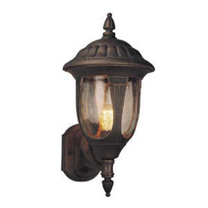 Design House 512293 Light Up Outdoor Stratford Weathered Bronze