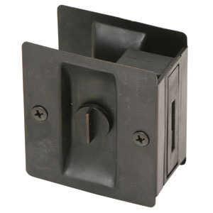 Design House 202853 Privacy Set Pocket Door Orb