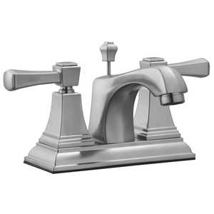 Design House 521997 4 in Torino Lavatory Faucet