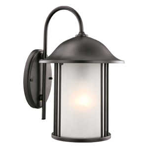 Design House 516799 Downlight Outdoor Hannover Black