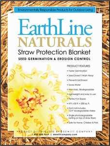 DeWitt EL-SB200 Straw Blanket 4x50 Ft 200 Sq Ft