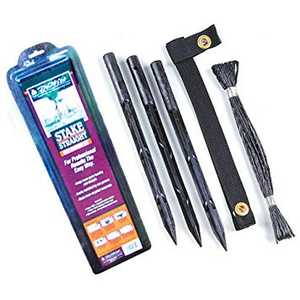 DeWitt EL-TSK 15-Inch Tree Stake Kit