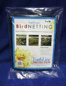 DeWitt EL-BN720 El Bird Netting 7 Ft X20 Ft