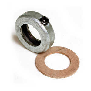 Dial Mfg 6846 Shaft Collar 1 in W/Leather Gasket