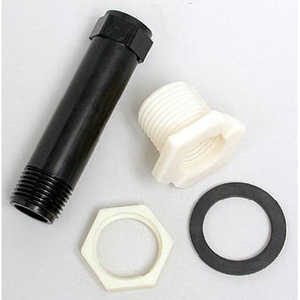 Dial Mfg 9244 Drain/Overflow Pipe Kit Nylon