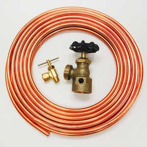 Dial Mfg 4487 Water Hook Up Kit Tube Copper