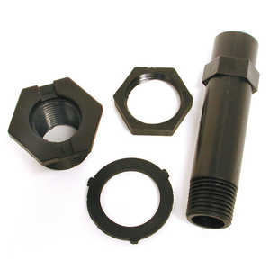 Dial Mfg 9240 Drain/Overflow Pipe Kit Nylon