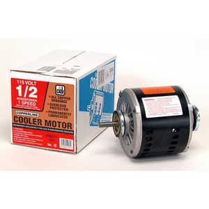 Dial Mfg 2203 Motor 1/2hp 1-Speed Copperline