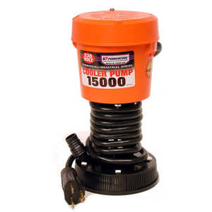 Dial Mfg 1396 Cooler Pump 15000-2la Cola Concentric