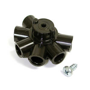 Dial Mfg 4737 Distributor Head 6Way Side