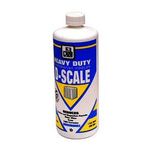 Dial Mfg 5242 Cleaner D-Scale Heavy Duty Qt