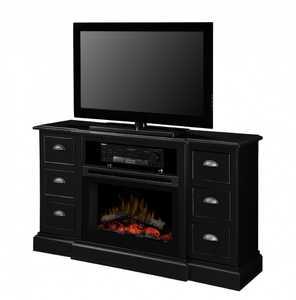 Dimplex DFP25-1347B Electric Firebox Media Console