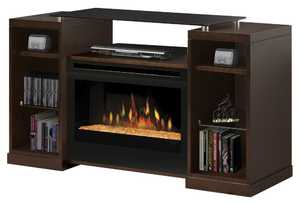 Dimplex DM25-1272E Electric Fireplace Media Unit