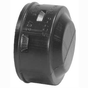 Hancor 0332AA 3 In Corrugated External End Cap