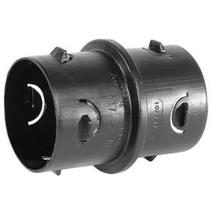 Hancor 0417AA 4 In Corrugated Internal Coupler