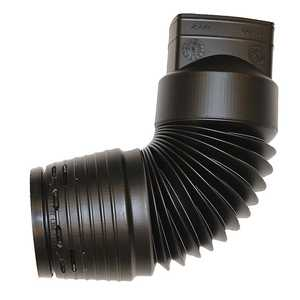 Hancor 0473AA 4 In X 3.25 In X 2 In Expandable Downspout Adapter