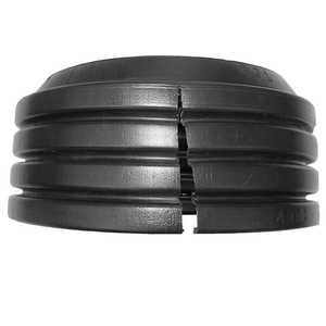 Hancor 0631AA 6 In Corrugated External End Cap