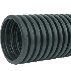 Hancor 04540010H 4 In X 10 Ft Solid Corrugated Tubing