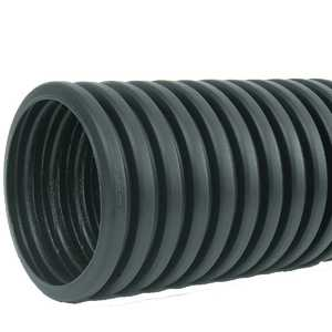 Hancor 03510010H Tubing Solid 3 In X 10 Ft Solid Corrugated Tubing