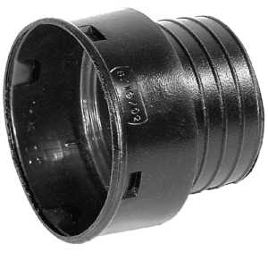 Hancor 0462SD 4 In Corrugated To Sewer & Drain Adapter