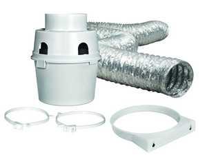 Dundas Jafine TDIDVK4 Pro Flex Indoor Dryer Vent Kit