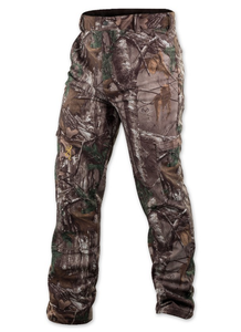 Browning 3021362402 Wasatch Soft Shell Pant Realtree Xtra Medium