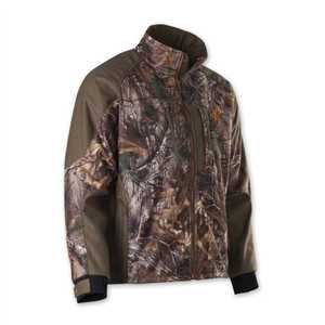 Browning 3045812403 Jacket Hells Canyon Soft Shell Rtx L