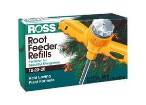 Easy Gardener 14250 Evergreen/Acid Loving Root Feeder Refill 54pk