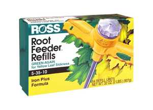 Easy Gardener 14840 Green Again Iron Root Feeder Refills 54pk