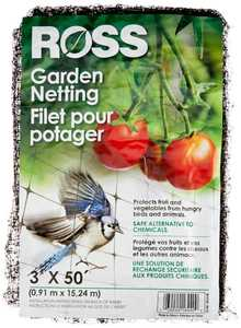 Easy Gardener 16440 Garden Netting 3x50 Ft