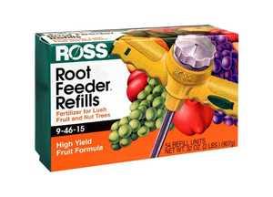Easy Gardener 14330 Fruit/Nut Root Feeder Refill 54pk