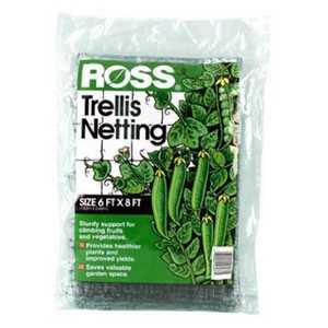 Easy Gardener 16037 Trellis Netting 6x8 ft