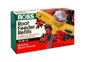 Easy Gardener 14410 Rose/Flowering Shrub Root Feeder Refill 54pk