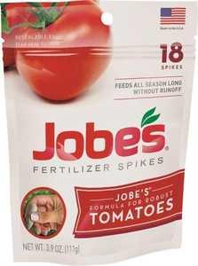 Easy Gardener 06005 Jobe's Tomato Fertilizer Spikes Pouch 18pk