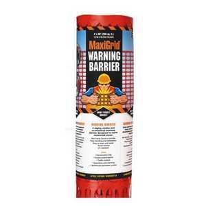Easy Gardener RC114050 Maxigrid Warning Barrier 4x50