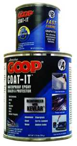 Eclectic Products 5400040 Amazing Goop Coat-It Epoxy 2lb