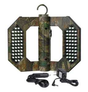 Cooper Lighting/Halo LED130C 80 Led Ac/Dc Camo Magnetic Work Light