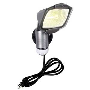 Cooper Lighting/Halo MS100PG Plug In Motion Activated Floodlight