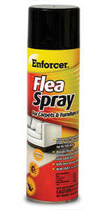 Enforcer ENFS14 14-Ounce Flea Spray For Carpets & Furniture