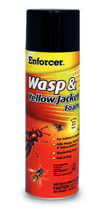 Enforcer FWH16 Wasp & Yellow Jacket Foam 16 oz