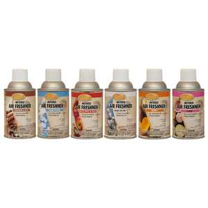 ZEP, INC/ENFORCER PRODS 332511CVCAPT Air Freshener Fresh Cotton