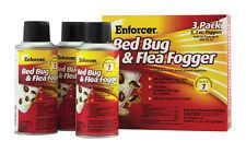 ZEP, INC/ENFORCER PRODS EBBFF2 Bed Bug & Flea Fogger 2 oz 3pk