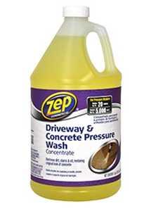 ZEP, INC/ENFORCER PRODS ZUBMC128 Zep Driveway Concrete Cleaner Gallon