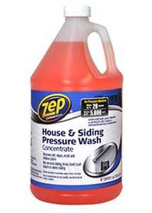 ZEP, INC/ENFORCER PRODS ZUVWS128 Zep House/Siding Cleaner Pressure Wash Gallon