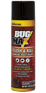 ZEP, INC/ENFORCER PRODS EBMFK16 Bugmax Flush & Kill 16 oz