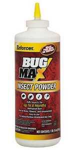 ZEP, INC/ENFORCER PRODS EBMIP16 Bugmax Flush/Kill Insect Powder 16 oz
