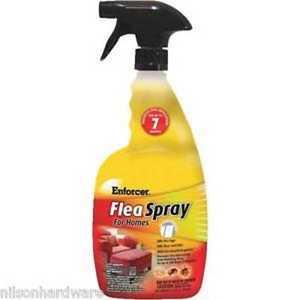 ZEP, INC/ENFORCER PRODS EFSH323 Flea Spray For Home Rtu 32 oz