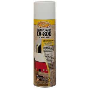 ZEP, INC/ENFORCER PRODS 348318CVA Cv80d 18.5 oz Fly Spray