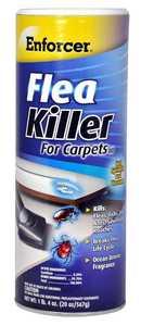 Enforcer EFKOB203 Flea Killer For Carpet 20 oz Ocean Breeze