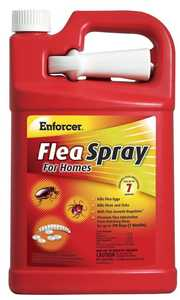 Enforcer EFSH128 Flea Spray For Homes Rtu 128 oz